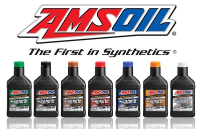 MMP Welcomes AMSOIL for Your Synthetic Oil Needs